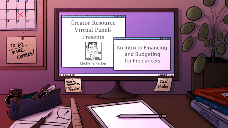 Header image for Intro to Finance panel