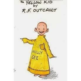 Main character from Outcault's Yellow Kid